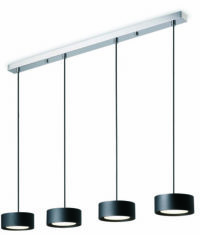 4 head-multi pendant lamp-for kitchen dining room