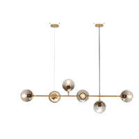 Nordic-smoked-glass-hanging-light-for-dining-room