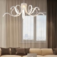 acrylic hanging light
