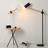 mini floor lamp