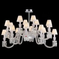 baccarat crystal table lamps