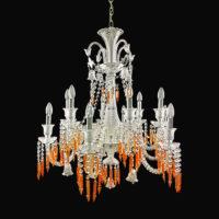 baccarat zenith chandelier