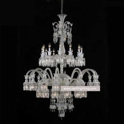 baccarat lighting chandeliers