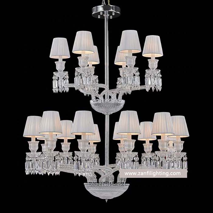 baccarat lamp price