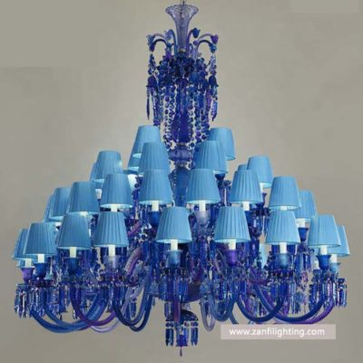 baccarat crystal lamp