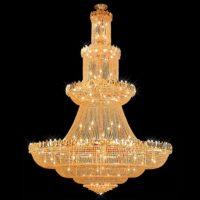 modern empire chandelier