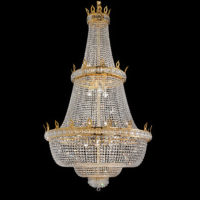 large crystal ball chandelierlarge crystal ball chandelier