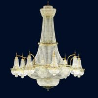 extra large chandeliers for high ceilings