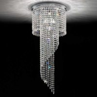 simple modern chandelier