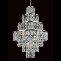 big modern chandelier