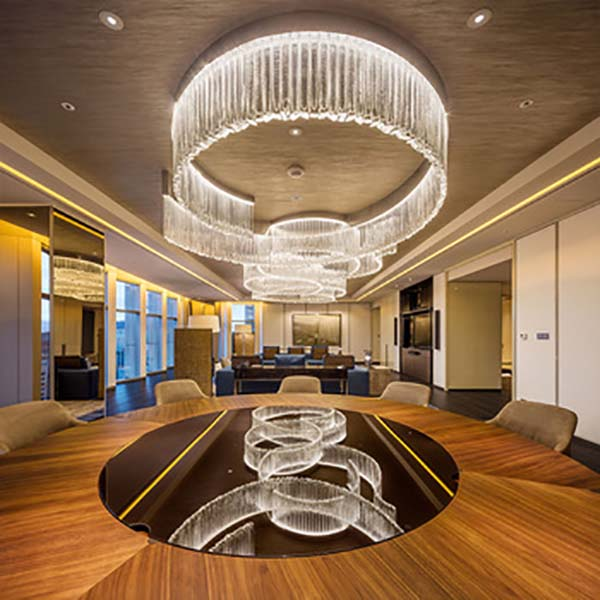 large foyer lights