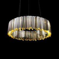 contemporary dining room lights