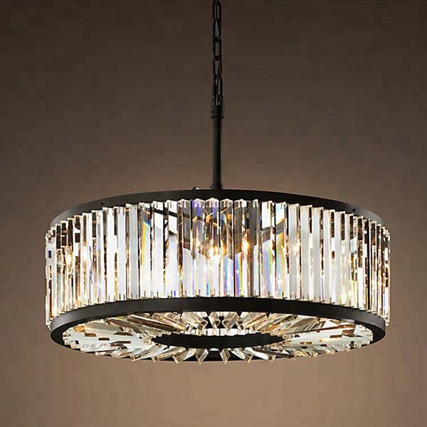 old fashioned chandelier lights