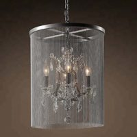 antique rustic chandeliers