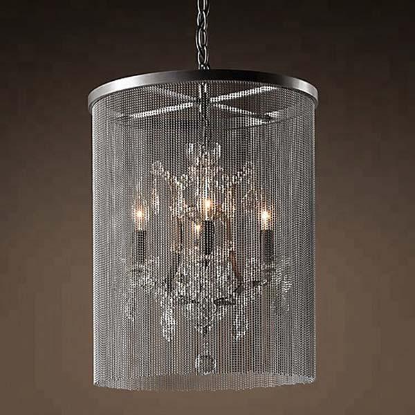 antique rustic chandeliers