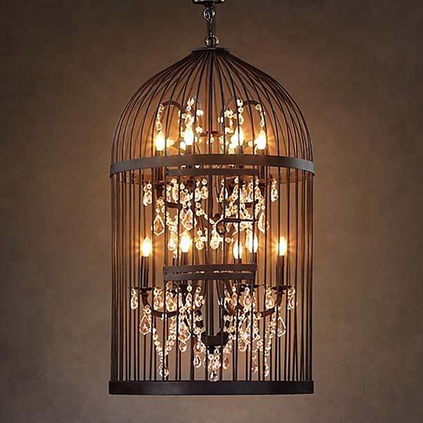 vintage empire chandelier