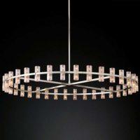 vintage italian tole chandeliers