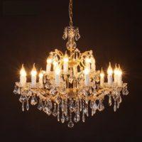 chandelier vintage lighting