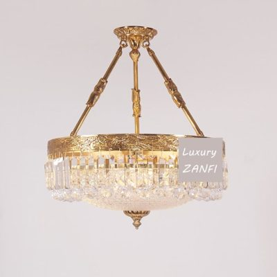crystal ceiling lights flush mount