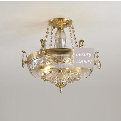 mid century chandelier vintage