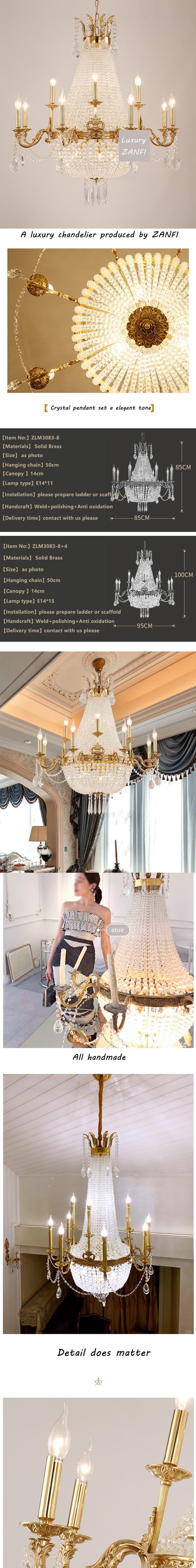 vintage chandelier crystals for sale