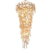 modern craftsman chandelier