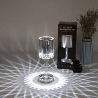 rechargeable table lamps for restaurants