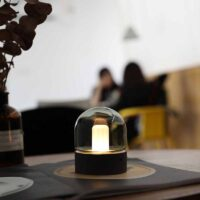 small battery table lamp
