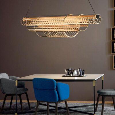 elegant modern chandelier