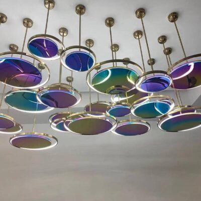 high end modern chandeliers